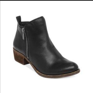 Lucky brand Basel black bootie